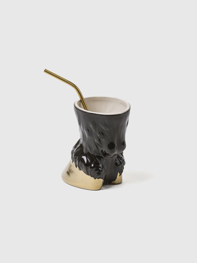 Diesel - 11082 Party Animal, Dorado/Negro - Tazas - Image 3