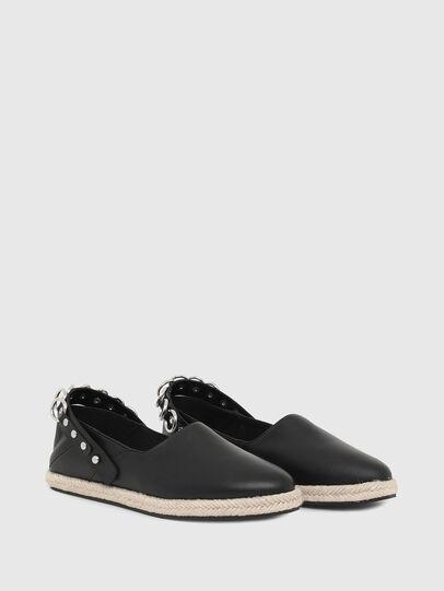 Diesel - S-LIMA, Negro - Zapatos bajos - Image 2