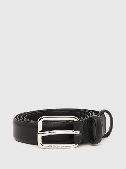 Diesel - B-MARTY, Negro - Cinturones - Image 1