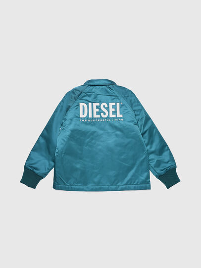 Diesel - JAKIO, Verde Agua - Chaquetas - Image 2