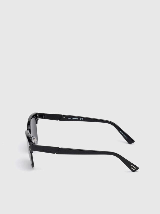Diesel - DL0235, Negro - Gafas de sol - Image 3