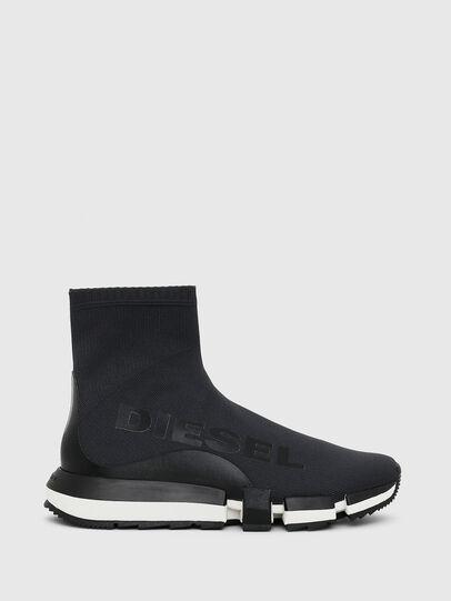 Diesel - H-PADOLA HIGH SOCK W, Negro - Sneakers - Image 1