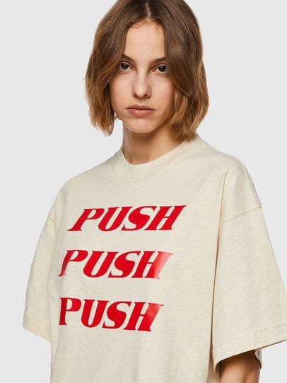 Diesel - T-BOWXY, Blanco - Camisetas - Image 3