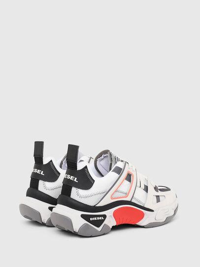 Diesel - S-KIPPER LOW TREK II, Blanco - Sneakers - Image 3