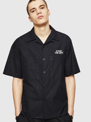 S-KULKOV, Negro - Camisas