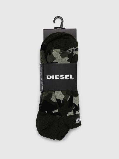 Diesel - SKM-GOST-THREEPACK, Gris oscuro - Calcetines - Image 2
