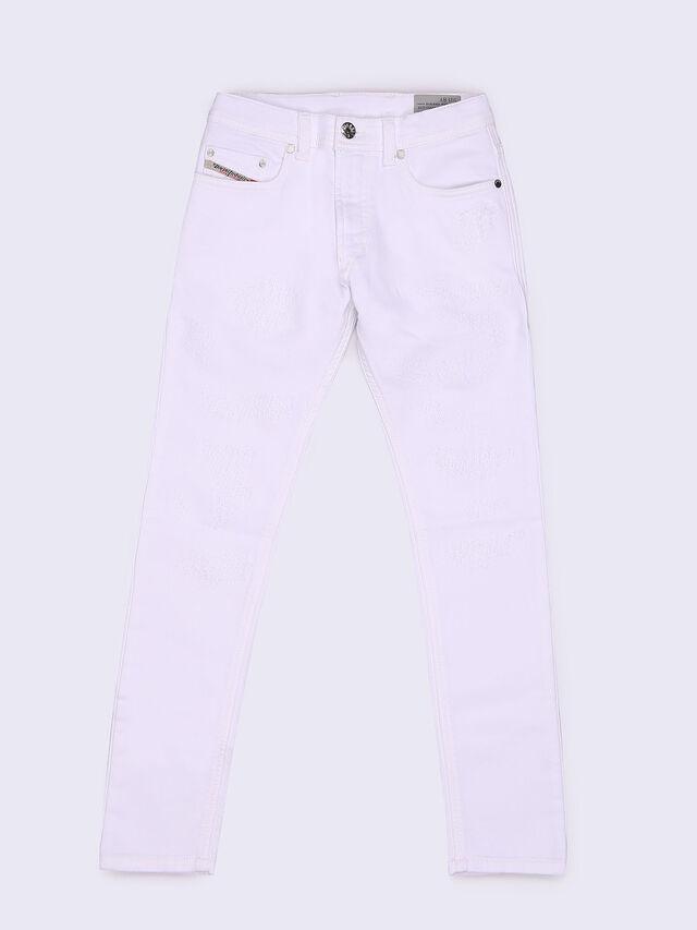 Diesel - TEPPHAR-J-N JOGGJEANS, White Jeans - Vaqueros - Image 2