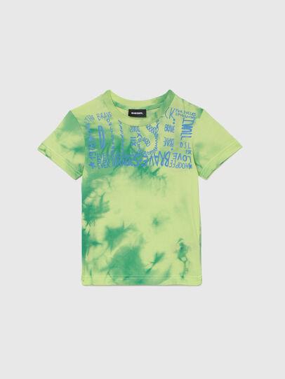 Diesel - TIMMYB-R, Verde - Camisetas y Tops - Image 1