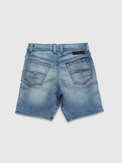 Diesel - PWILLOH JOGGJEANS, Azul Claro - Shorts - Image 2