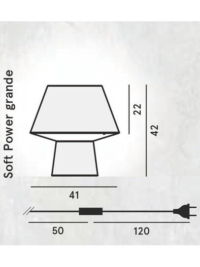 Diesel - SOFT POWER GRANDE,  - Lámparas de Sombremesa - Image 2