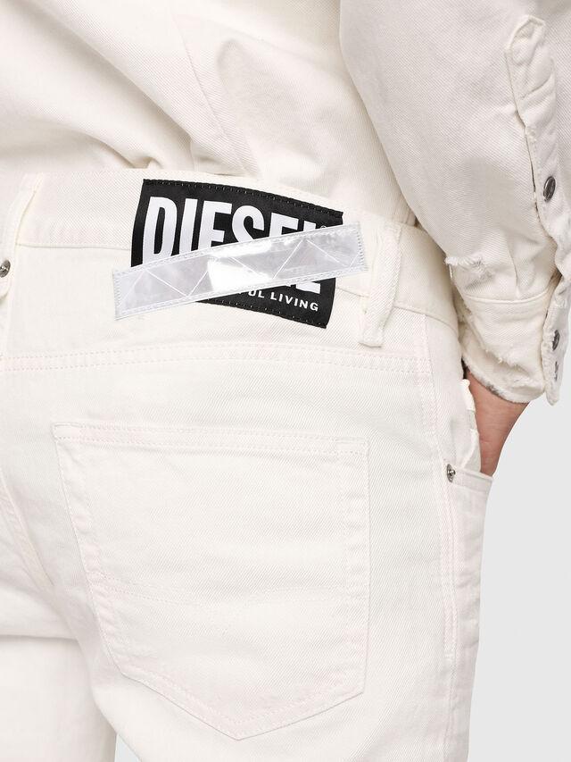 Diesel - Mharky 069EC, Blanco - Vaqueros - Image 3