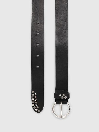 Diesel - B-WANNA, Negro - Cinturones - Image 3