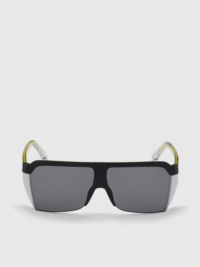 Diesel - DL0319, Negro - Gafas de sol - Image 1