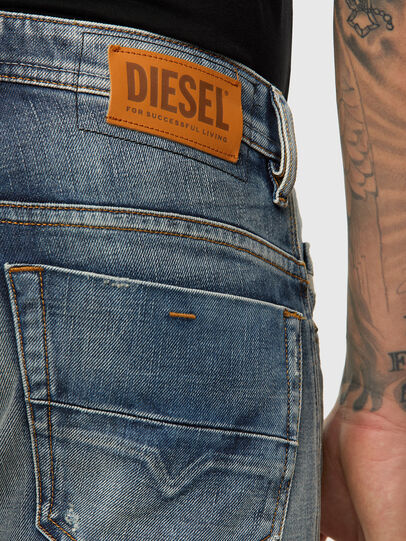 Diesel - Thommer 009FK, Azul medio - Vaqueros - Image 3