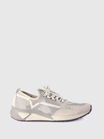 Diesel - S-KBY, Gris - Sneakers - Image 1