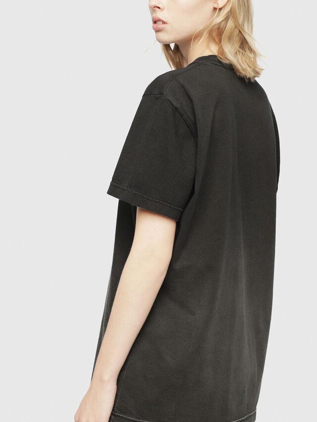 Diesel - SE-DIEGO, Negro - Camisetas - Image 4