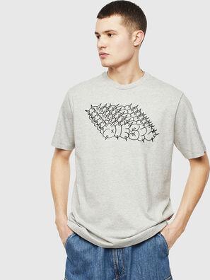 T-JUST-T20, Gris - Camisetas