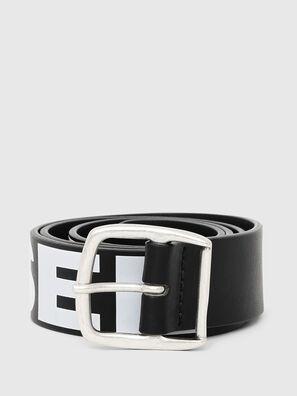 BARBAR, Negro/Blanco - Cinturones