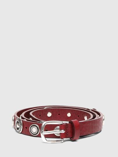 Diesel - B-GAUCHO, Rojo - Cinturones - Image 1