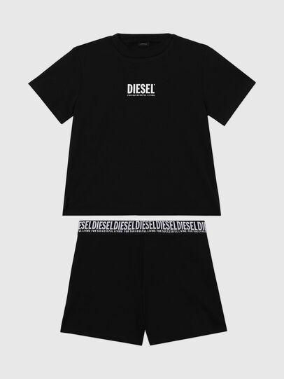 Diesel - UFSET-PIJIMMY, Negro - Pijamas - Image 1