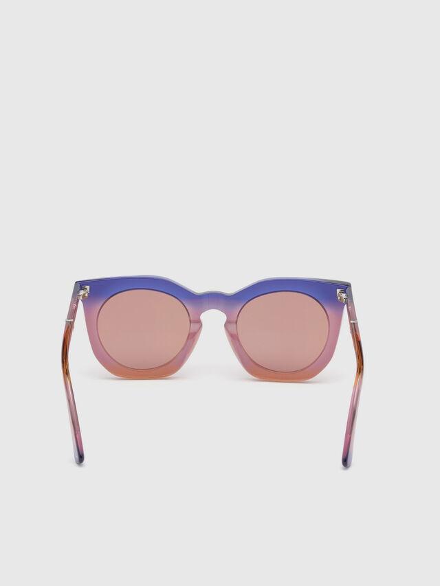 Diesel - DL0283, Violeta - Gafas de sol - Image 4