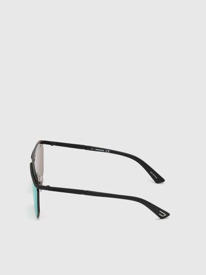 Diesel - DL0259, Verde - Gafas de sol - Image 3