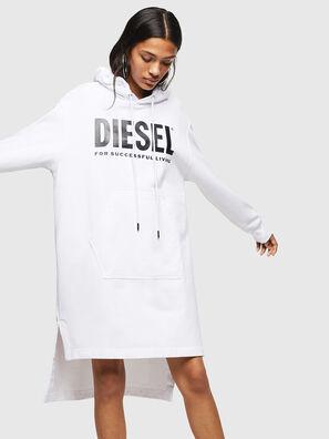 D-ILSE-T, Blanco - Vestidos
