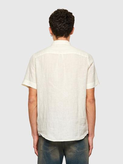 Diesel - S-KIRU, Blanco - Camisas - Image 2