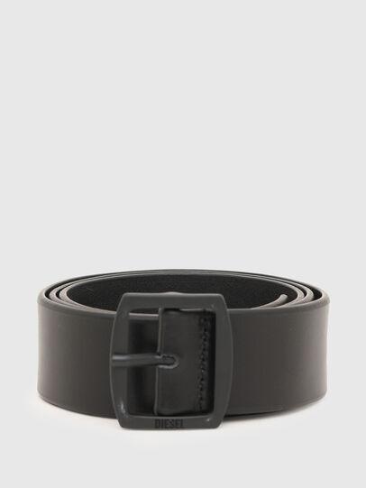 Diesel - B-LACK, Negro - Cinturones - Image 1