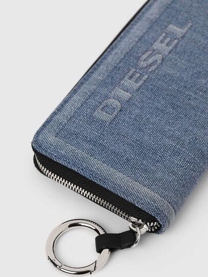 Diesel - GRANATO LC, Blue Jeans - Carteras Con Cremallera - Image 3