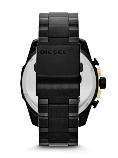 Diesel - DZ4338, Negro - Relojes - Image 3