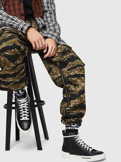 Diesel - S-DESE MID CUT, Negro - Sneakers - Image 5