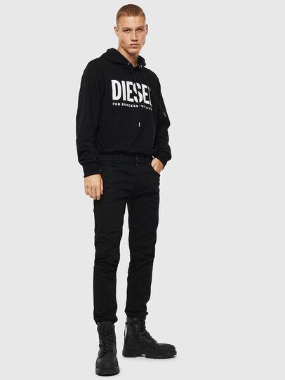 Diesel - Thommer 0688H, Negro/Gris oscuro - Vaqueros - Image 6