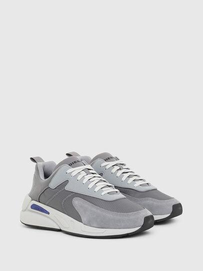 Diesel - S-SERENDIPITY LOW CU, Gris - Sneakers - Image 2