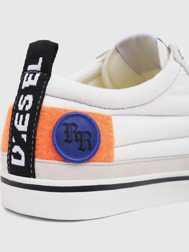Diesel - D-VELOWS LOW PATCH, Blanco - Sneakers - Image 5