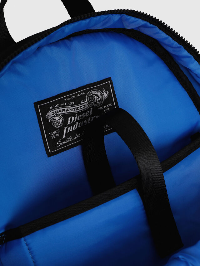 Diesel - F-DISCOVER BACK, Azul - Mochilas - Image 4
