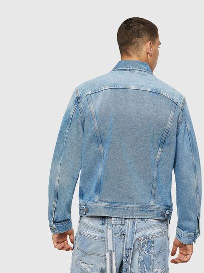 Diesel - D-BRAY, Blue Jeans - Chaquetas de denim - Image 2