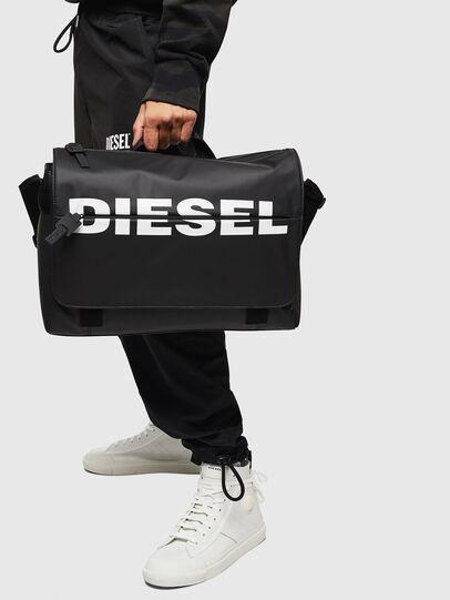 Diesel - F-BOLD MESSENGER II, Negro - Bolso cruzados - Image 6