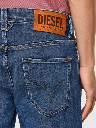 Diesel - Larkee 09A80, Azul medio - Vaqueros - Image 3