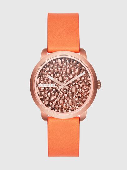 Diesel - DZ5552, Naranja - Relojes - Image 1