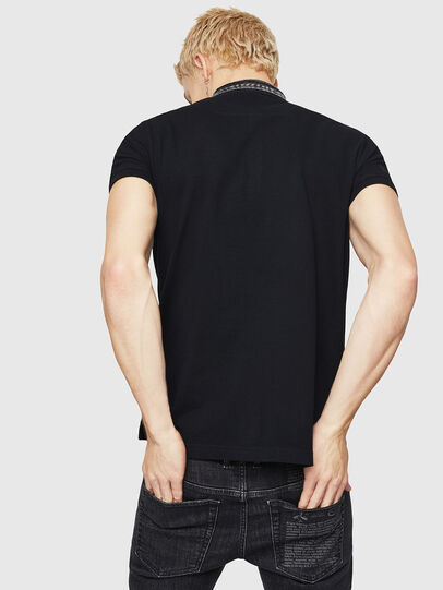 Diesel - T-MILES-NEW, Negro - Polos - Image 2