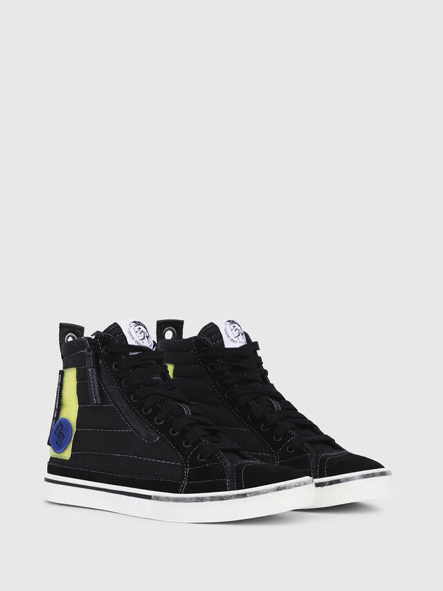 Diesel - D-VELOWS MID PATCH W, Negro - Sneakers - Image 2