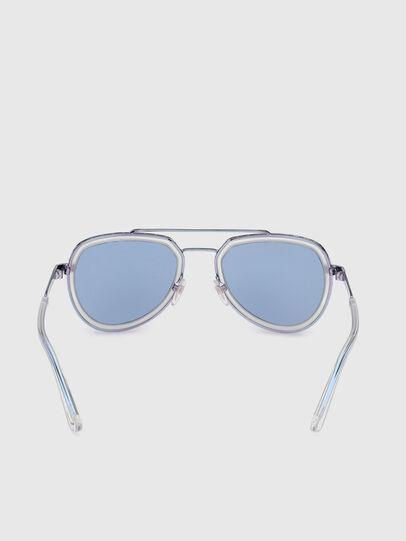 Diesel - DL0266, Azul - Gafas de sol - Image 4