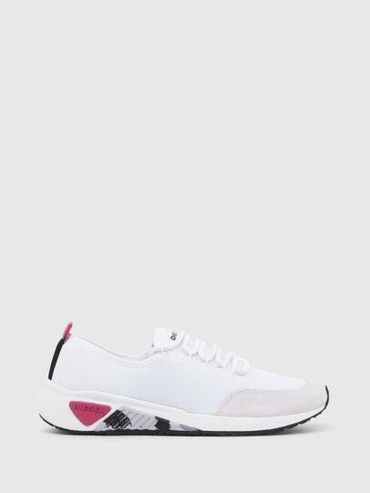 Diesel - S-KB LC W, Blanco - Sneakers - Image 1