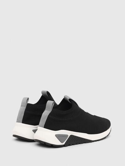 Diesel - S-KB SL II, Negro/Gris - Sneakers - Image 3