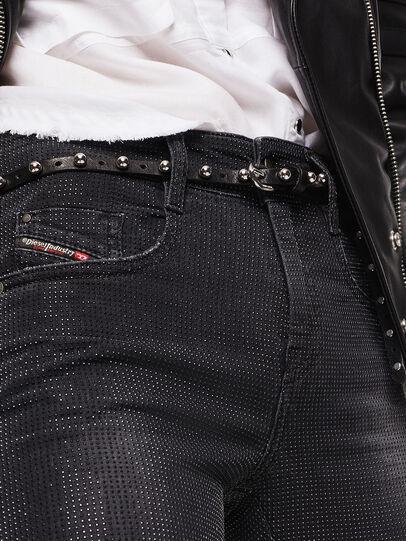 Diesel - D-Ollies JoggJeans 0093H, Negro/Gris oscuro - Vaqueros - Image 3