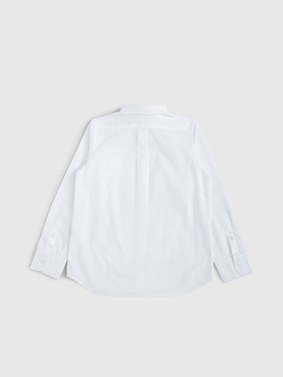 Diesel - CSMOI, Blanco - Camisas - Image 2
