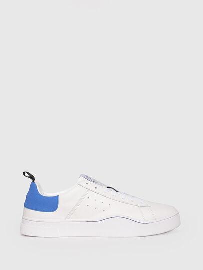 Diesel - S-CLEVER LOW, Blanco/Azul - Sneakers - Image 1
