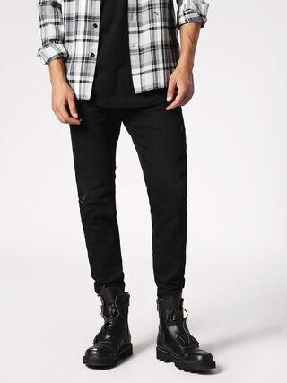 JIFER 084JS, Black Jeans