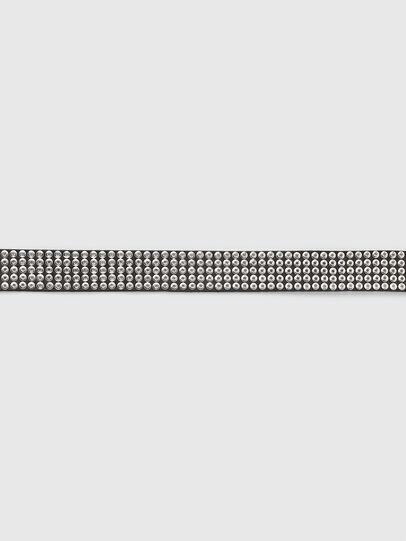 Diesel - B-OPPE, Negro - Cinturones - Image 4